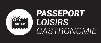 PASSEPORT LOISIRS GASTRONOMIE